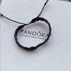 Authentic Pandora Clip bracelet